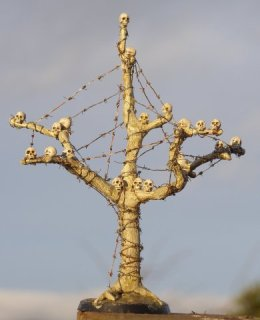 The Tree of Skulls - A model by Andy Slater